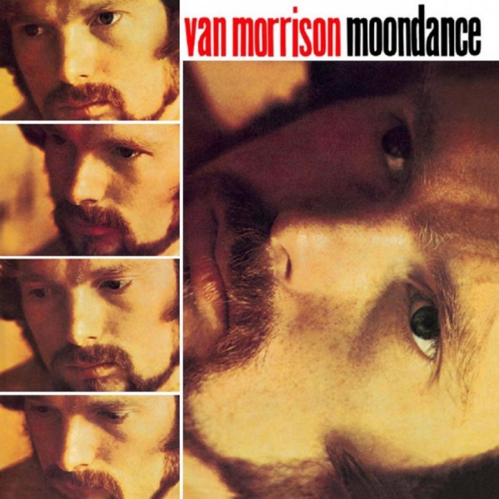 Vinyl Van Morrison - Moondance, Rhino, 2015