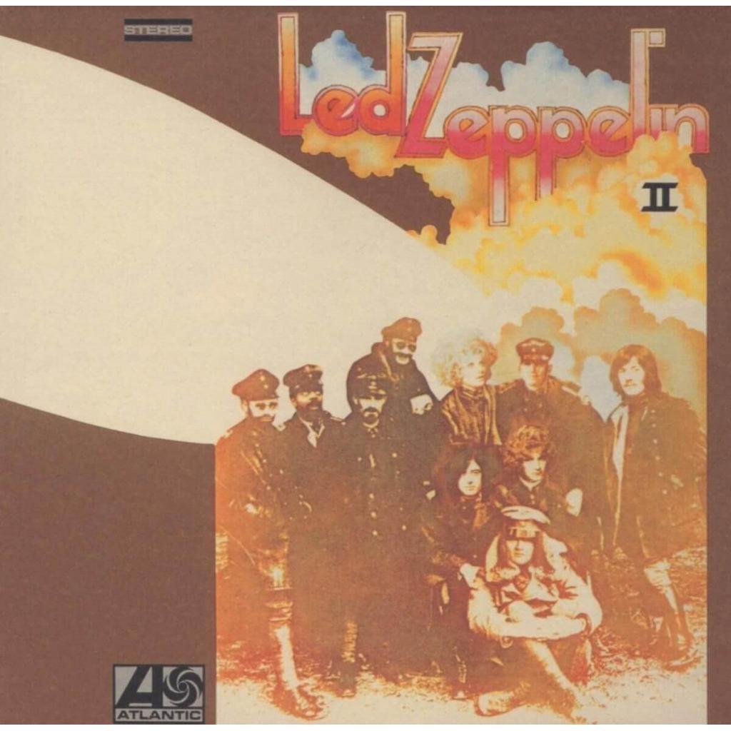 Vinyl Led Zeppelin - II, Wea, 2014, 180g