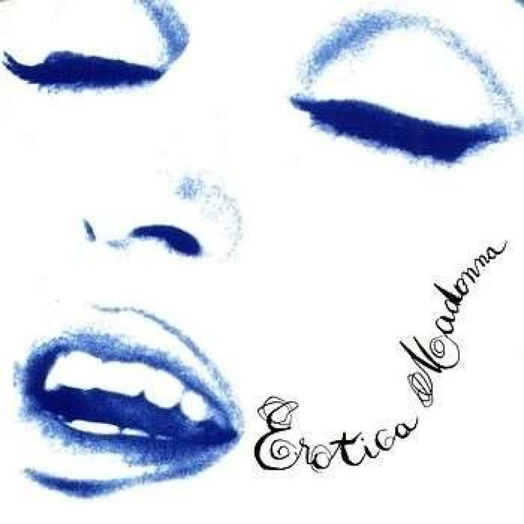 Vinyl Madonna - Erotica, Rhino, 2012, 2LP, 180g