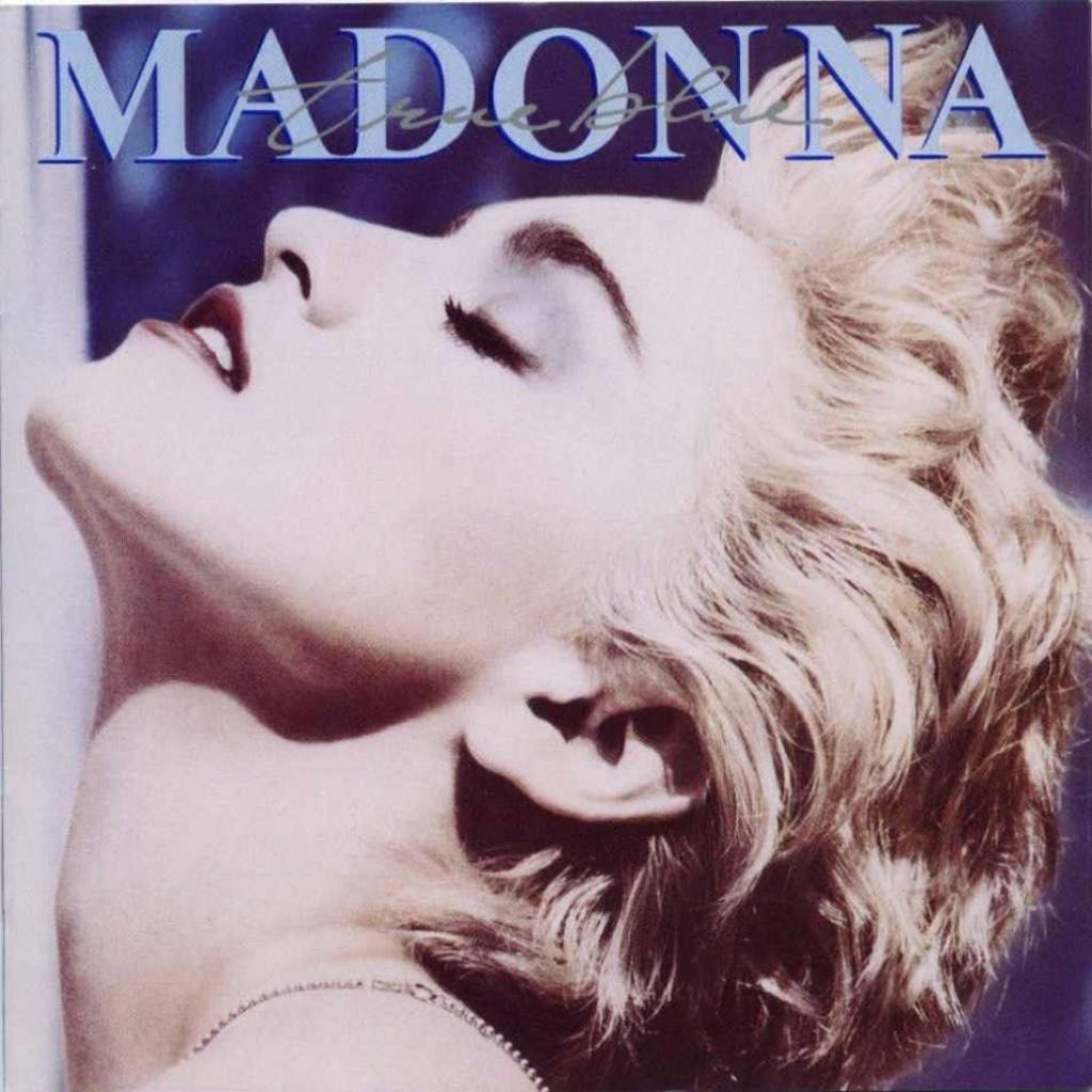 Vinyl Madonna - True Blue, Rhino, 2012, 180g