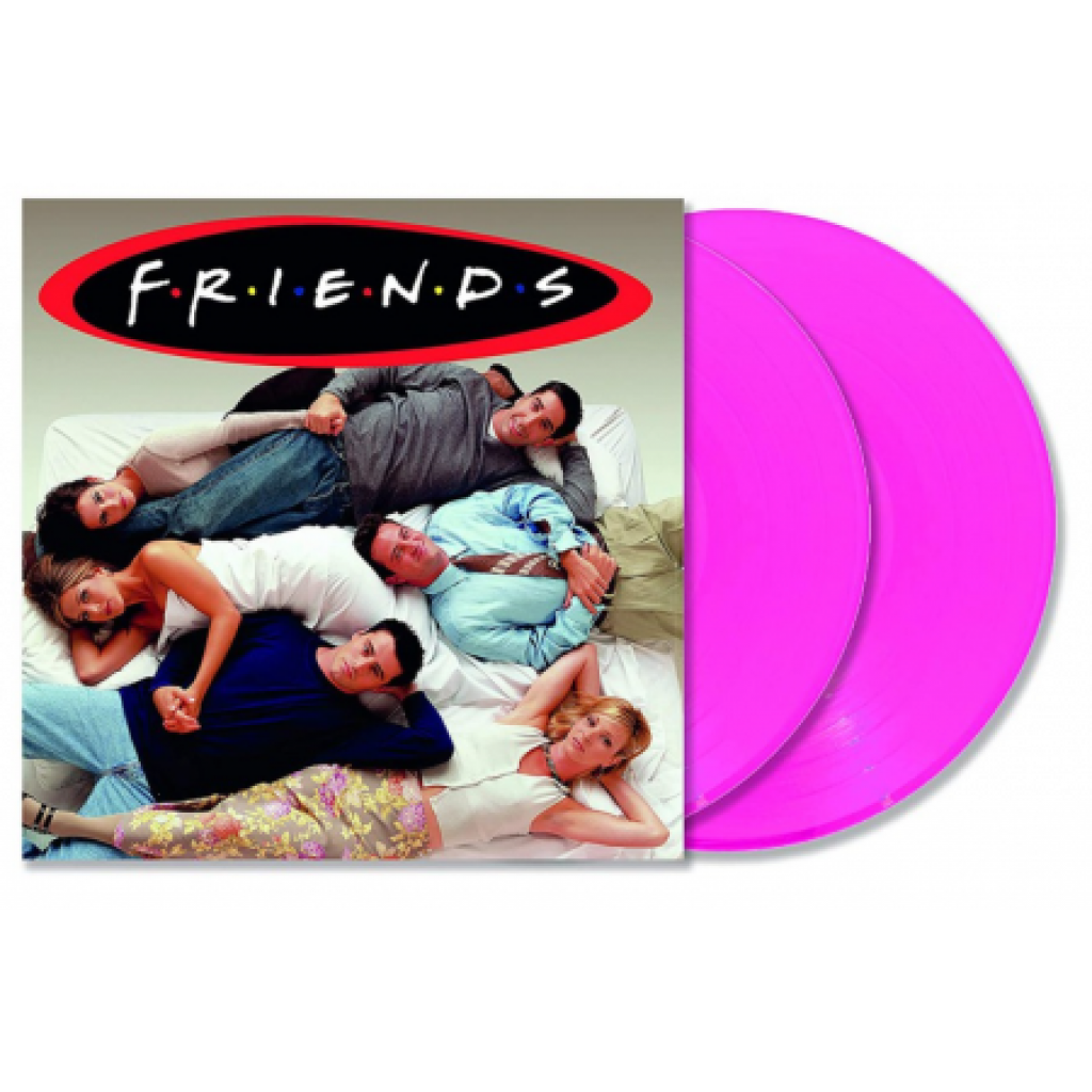 Vinyl Friends Soundtrack, Reprise, 2020, 2LP, ružový vinyl