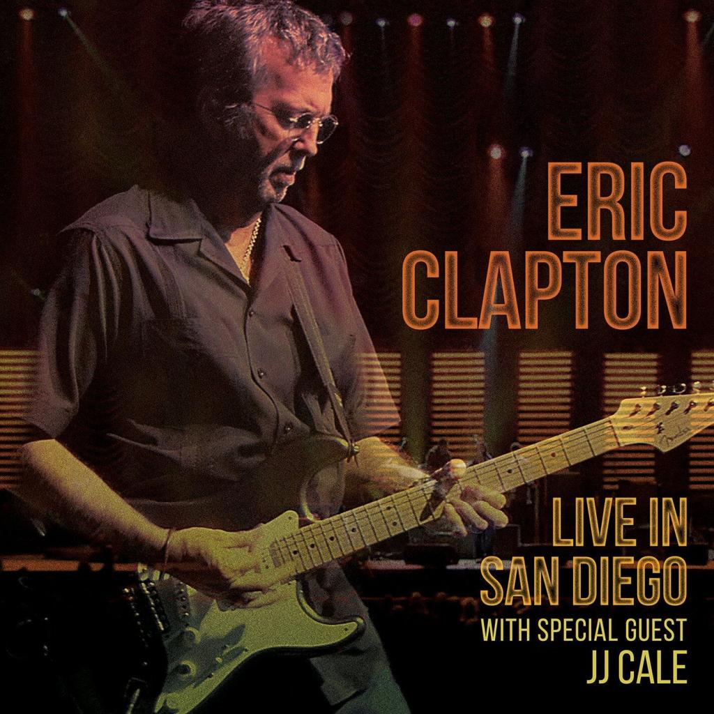 Vinyl Eric Clapton - Live In San Diego with Special Guest JJ Cale, Wea, 2016, 3LP