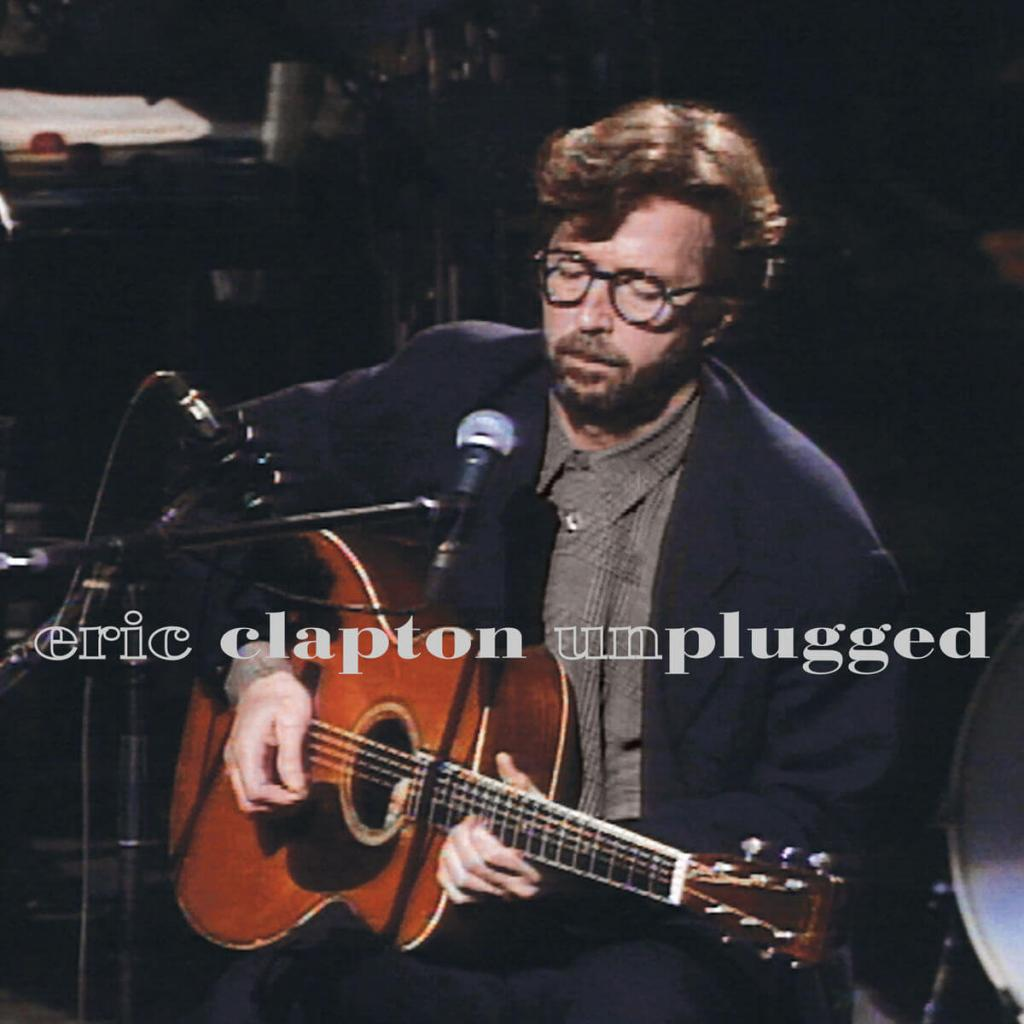 Vinyl Eric Clapton - Unplugged, Reprise, 2016, 2LP, 180g