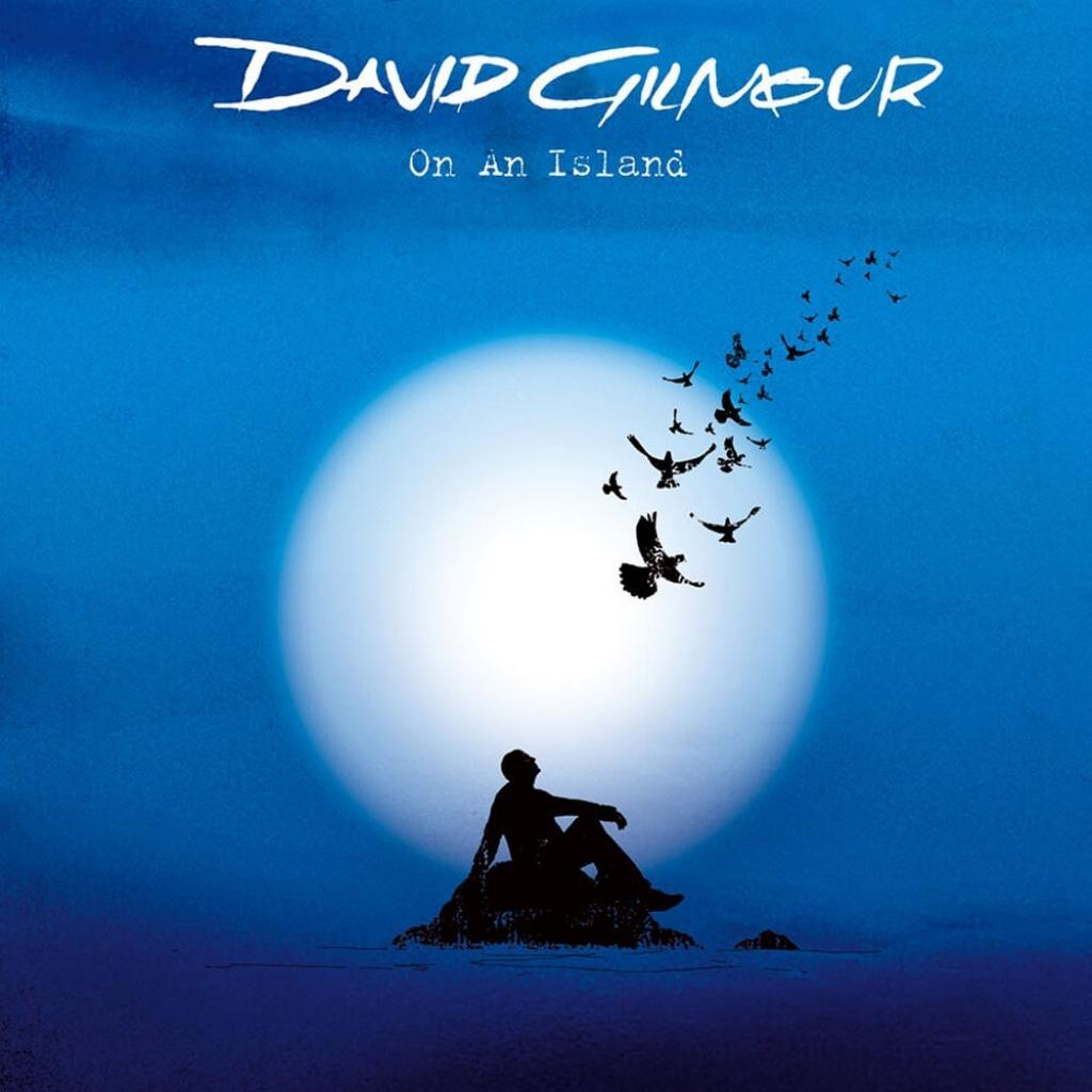 Vinyl David Gilmour - On An Island