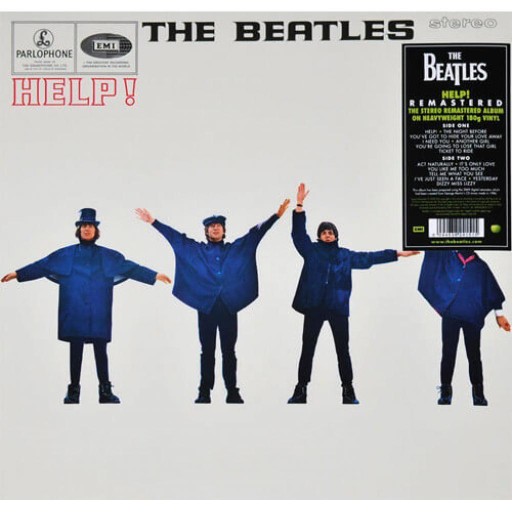Vinyl Beatles - Help, EMI, 2012