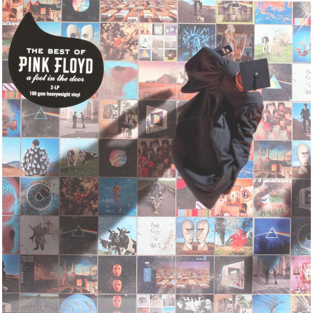 Vinyl Pink Floyd – A Foot in the Door – The Best Of, Pig, 2018, 2LP, 180g, HQ, Remaster, Gatefold Sleeve
