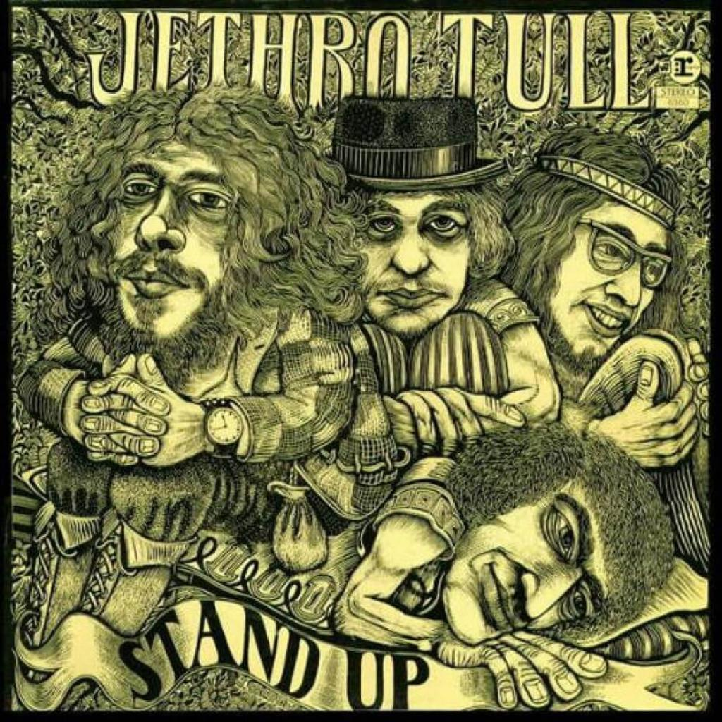 Vinyl Jethro Tull - Stand Up, PLG UK, 2017, HQ