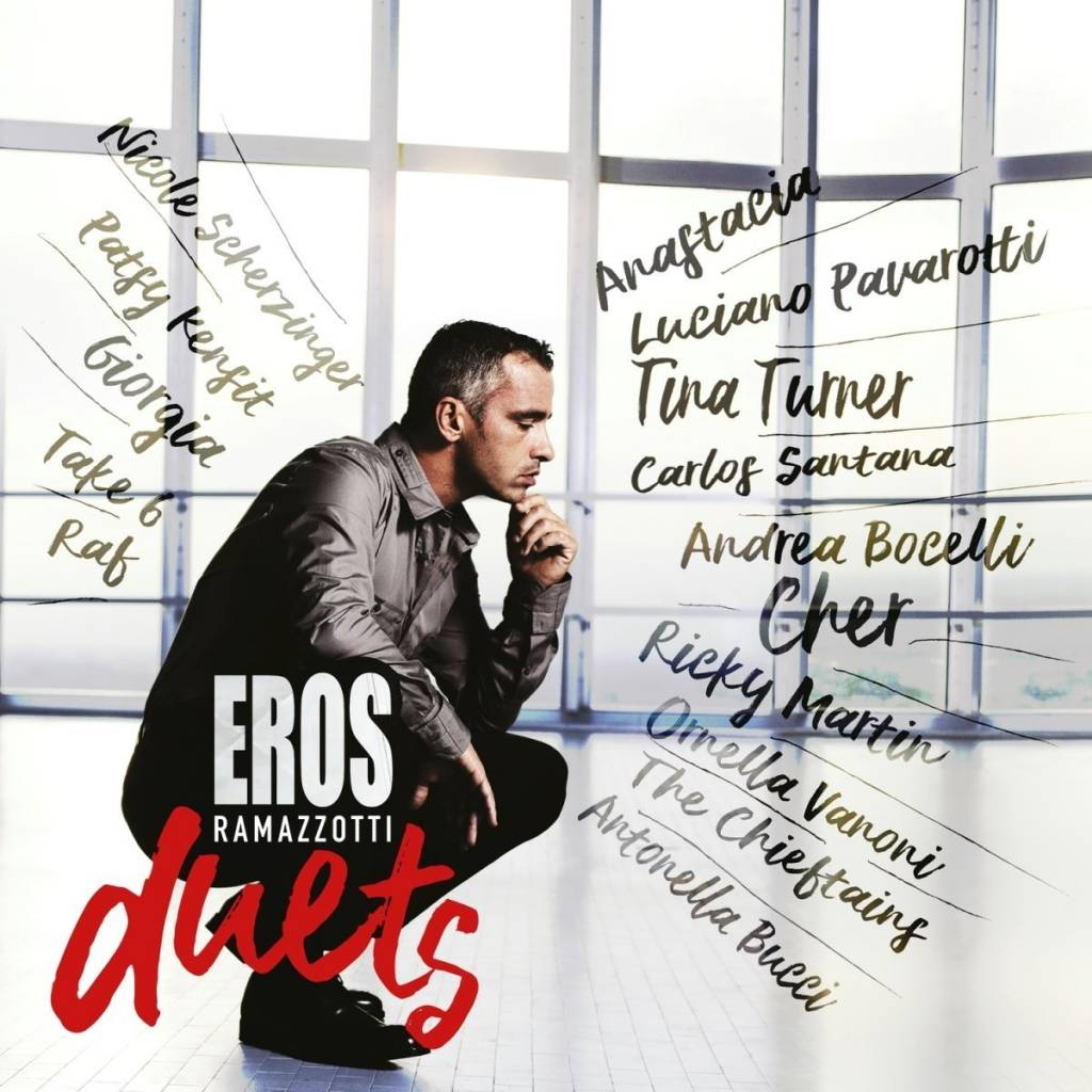 Vinyl Eros Ramazzotti – Eros Duets, RCA, 2017, 2LP, Talianske verzie