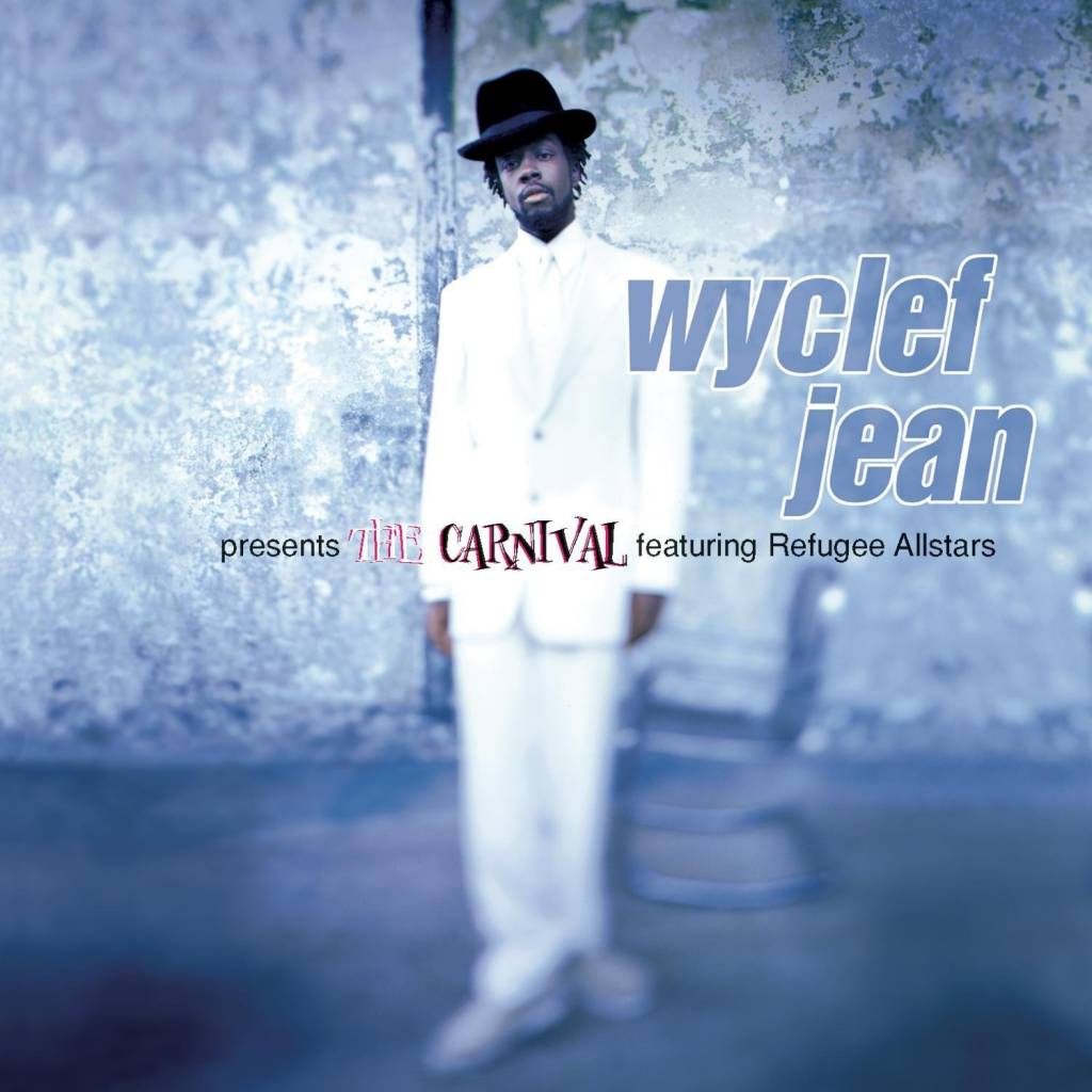 Vinyl Wyclef Jean feat. Refugee All - Presents the Carnival, Ruffhouse, 2018, 2LP