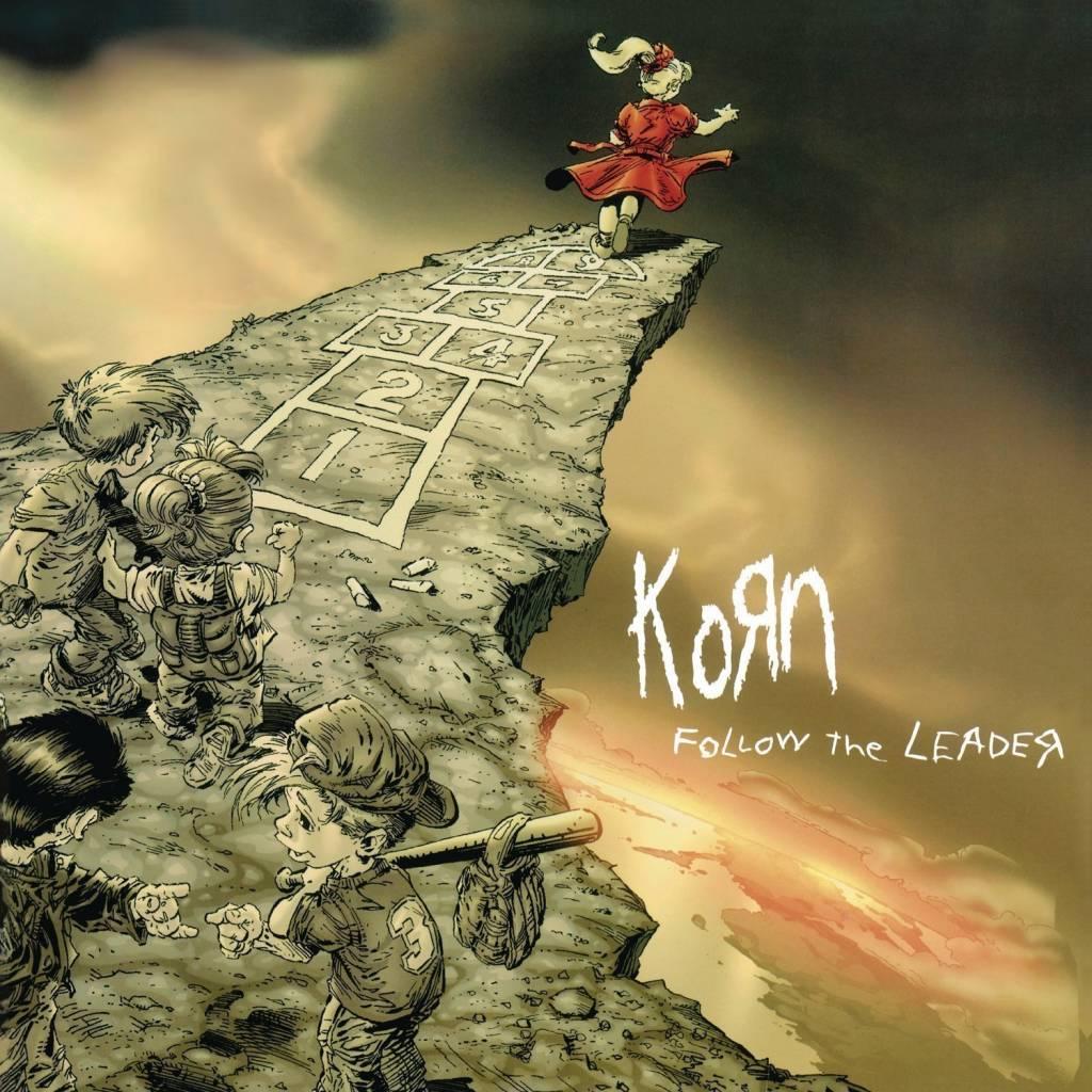 Vinyl Korn – Follow the Leader, Immortal, 2018, 2LP