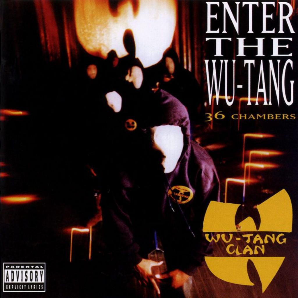 Vinyl Wu-Tang Clan - Enter the Wu-Tang Clan (36 Chambes), RCA, 2018, Coloured Vinyl
