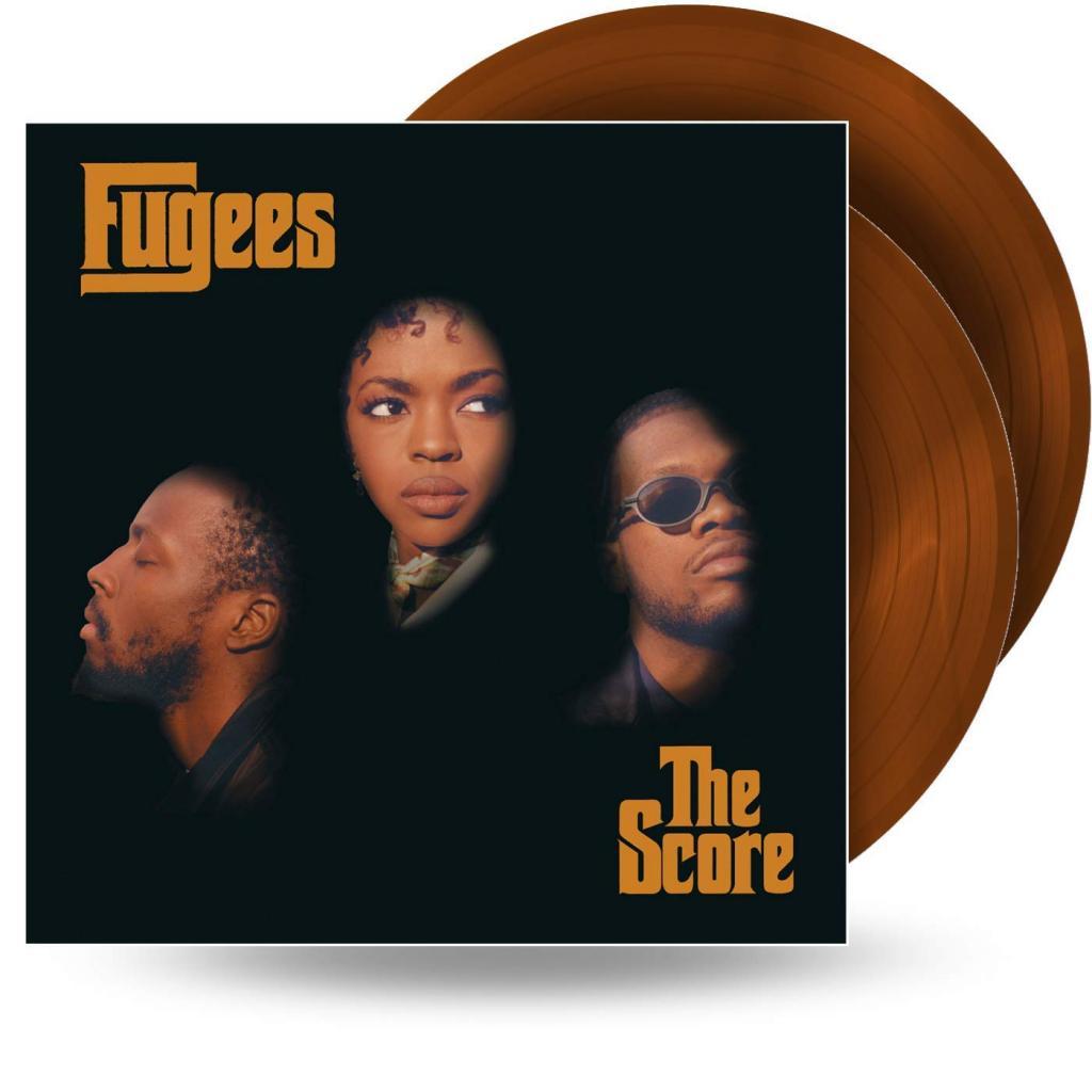 Limited Edition Vinyl Fugees - Score 3d10595d02d