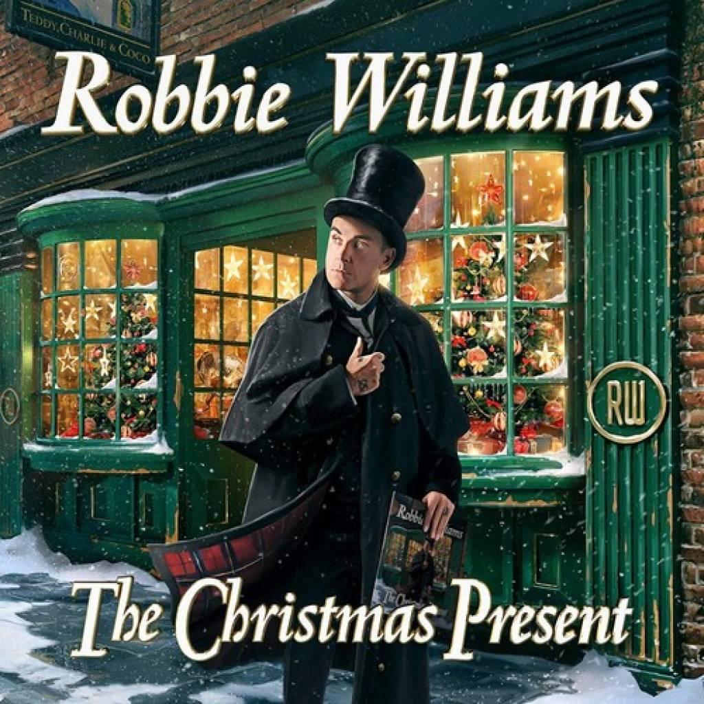 Vinyl Robbie Williams – Christmas Present, Columbia, 2019, 2LP, 180g