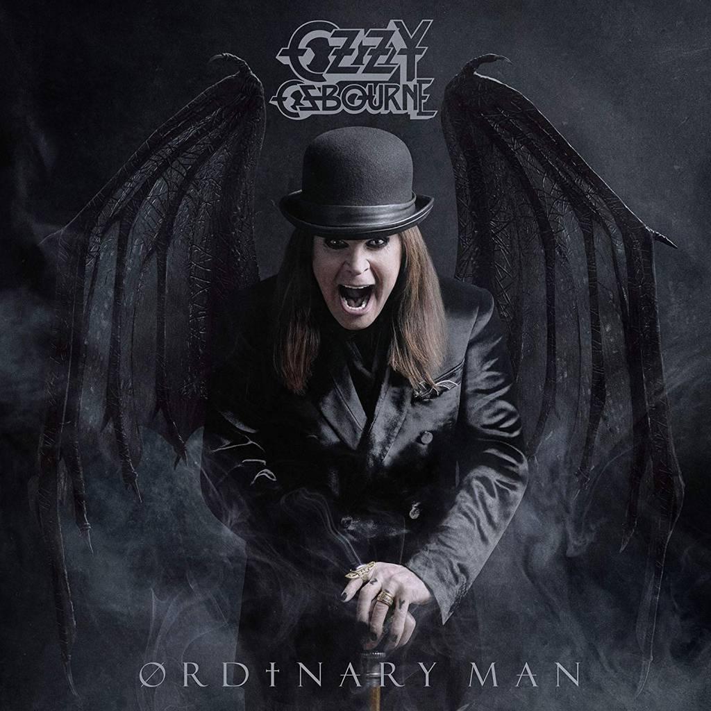 Vinyl Ozzy Osbourne - Ordinary Man, Epic, 2020