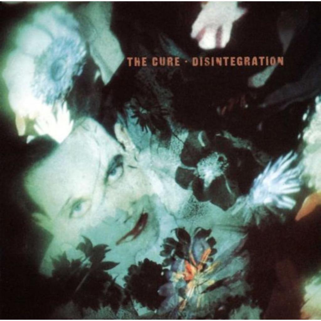 Vinyl Cure - Disintegration, Polydor, 2010, 2LP