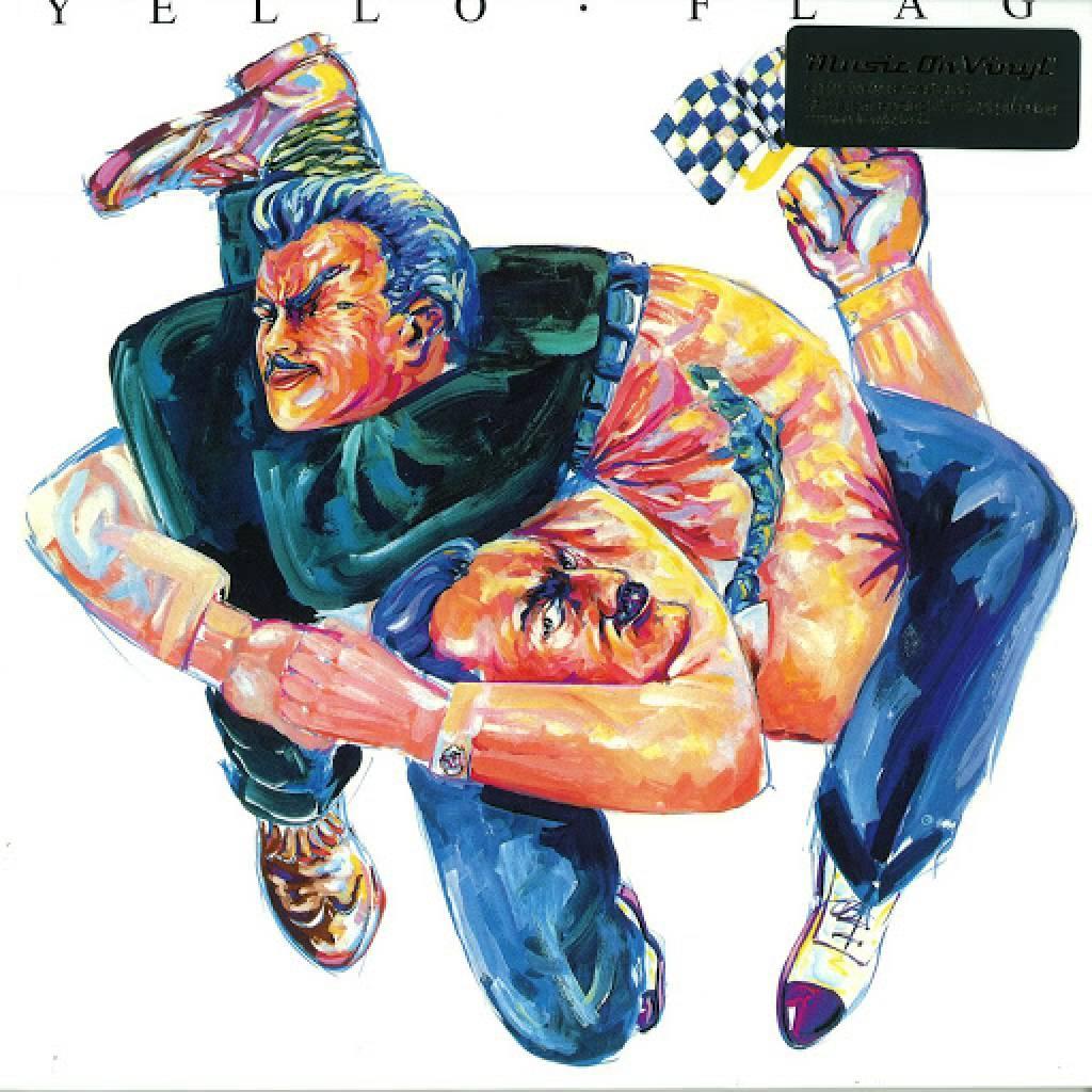 Vinyl Yello – Flag, Music on Vinyl, 2012, 180g