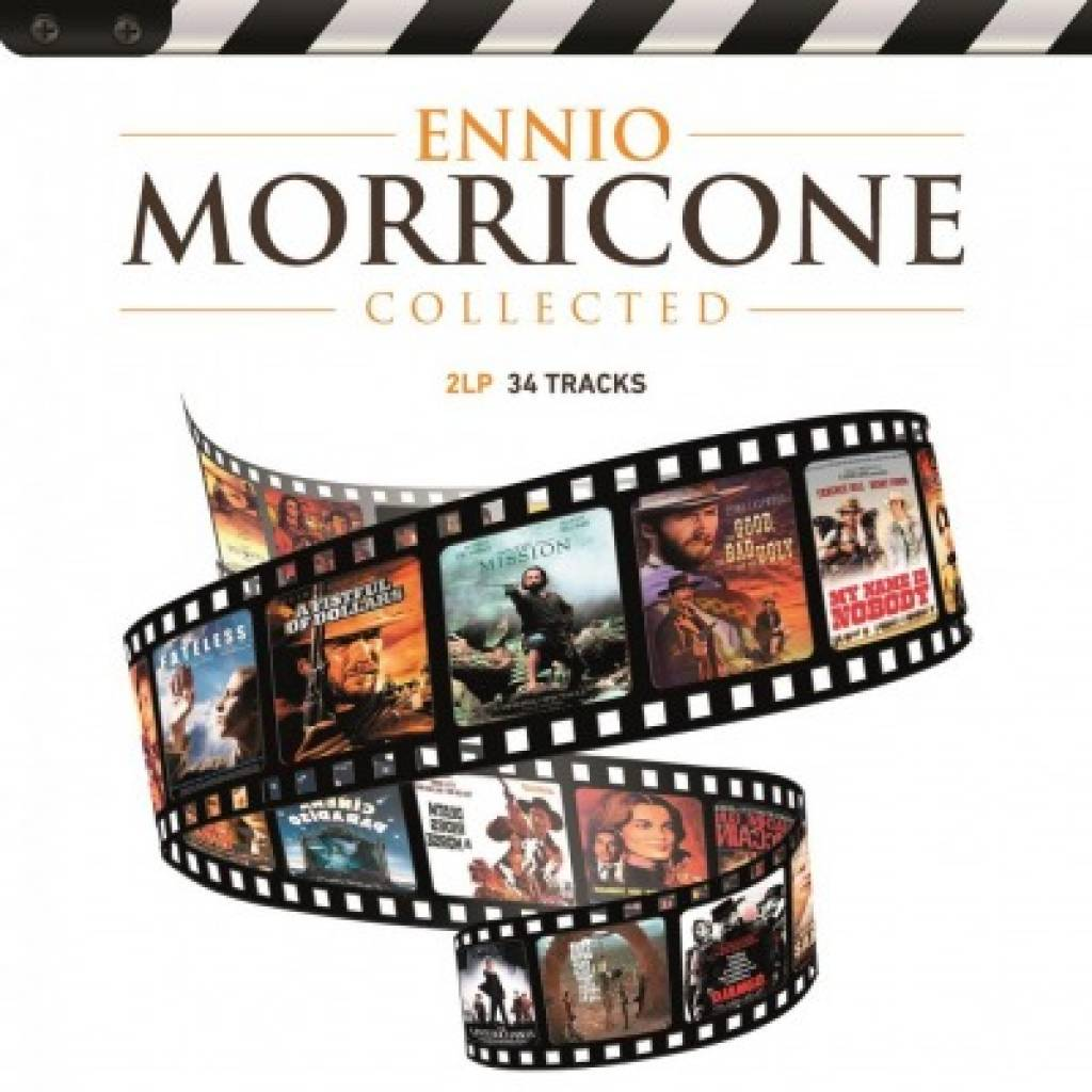 Vinyl Ennio Morricone - Collected, Music on Vinyl, 2014, 2LP, 180g