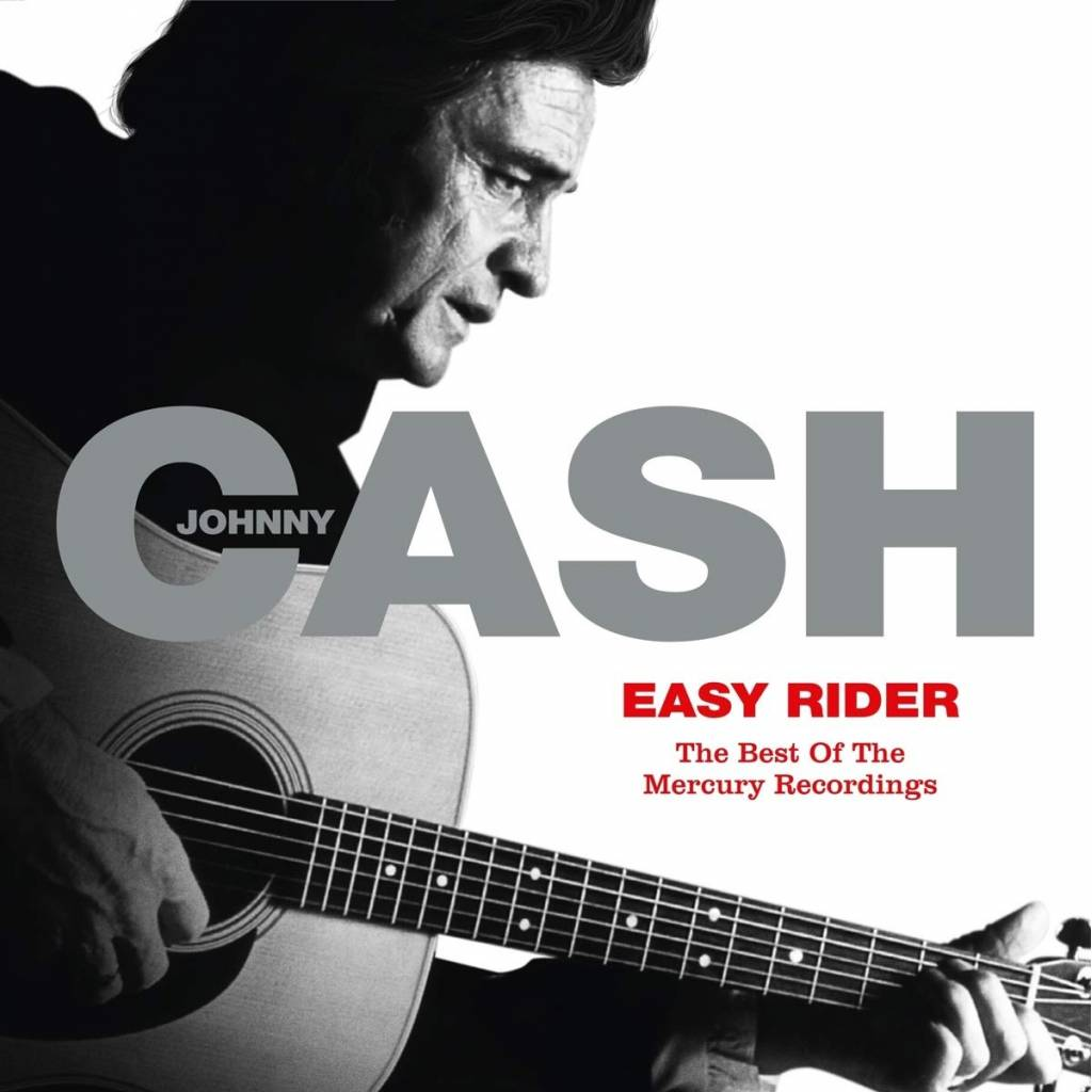 Vinyl Johny Cash - Easy Rider: Easy Rider: the Best of the Mercury Recordings, Mercury, 2020, 2LP, 180g