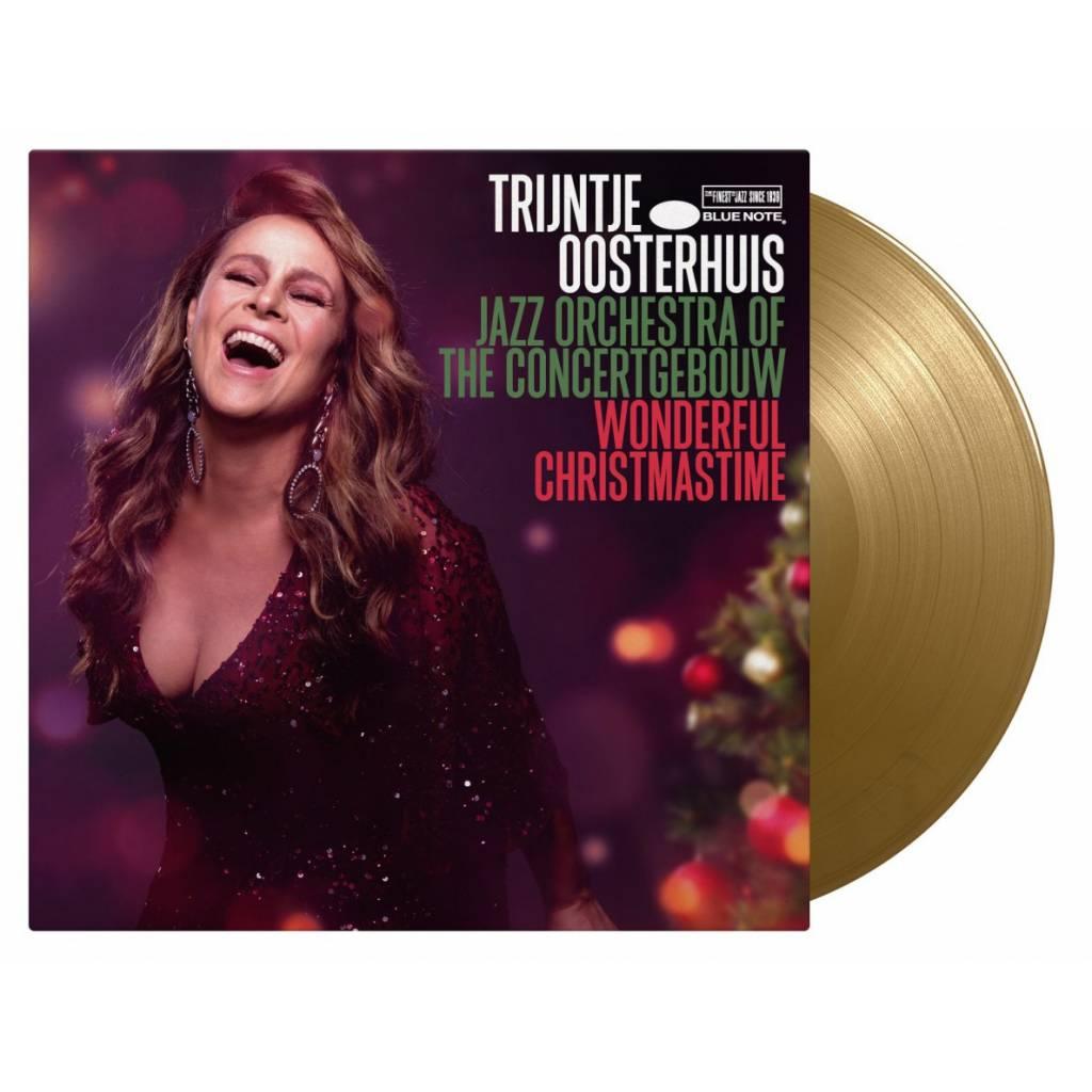 Vinyl Trijntje Oosterhuis & Jazz Orchestra of the Concertgebouw - Wonderful Christmastime, Music on Vinyl, 2020, 180g, Zlatý vinyl