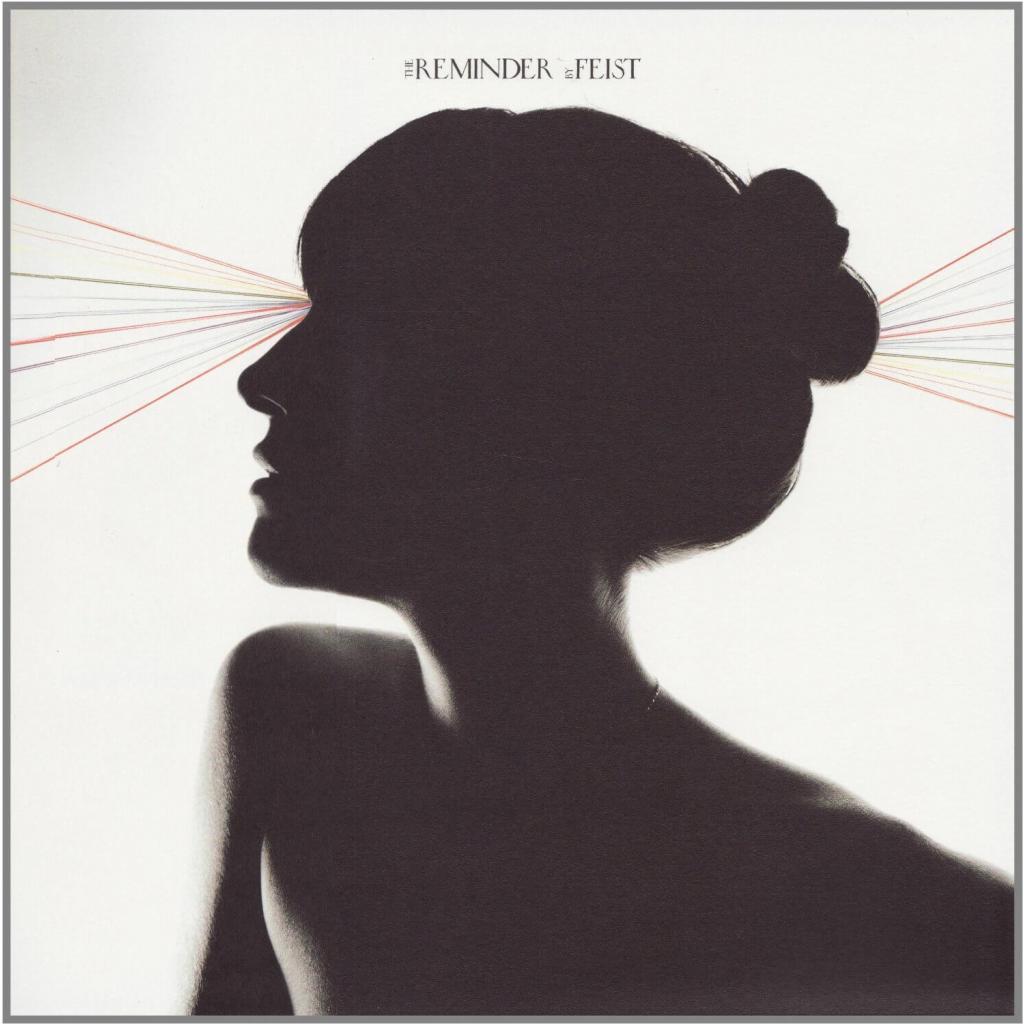 Vinyl Feist - Reminder, Polydor, 2007