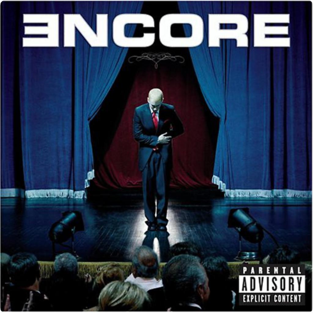 Vinyl Eminem - Encore, Shady, 2016, 2LP