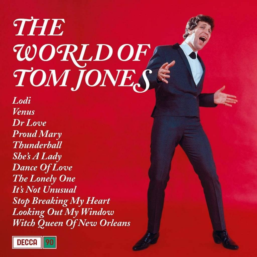 Vinyl Tom Jones - World of Tom Jones, Decca, 2020, 180g