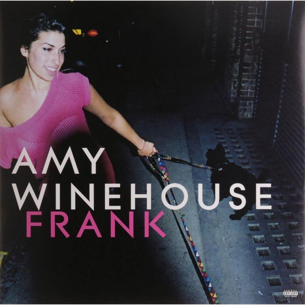Vinyl Amy Winehouse - Frank, Island, 2015, 180g, HQ, Download
