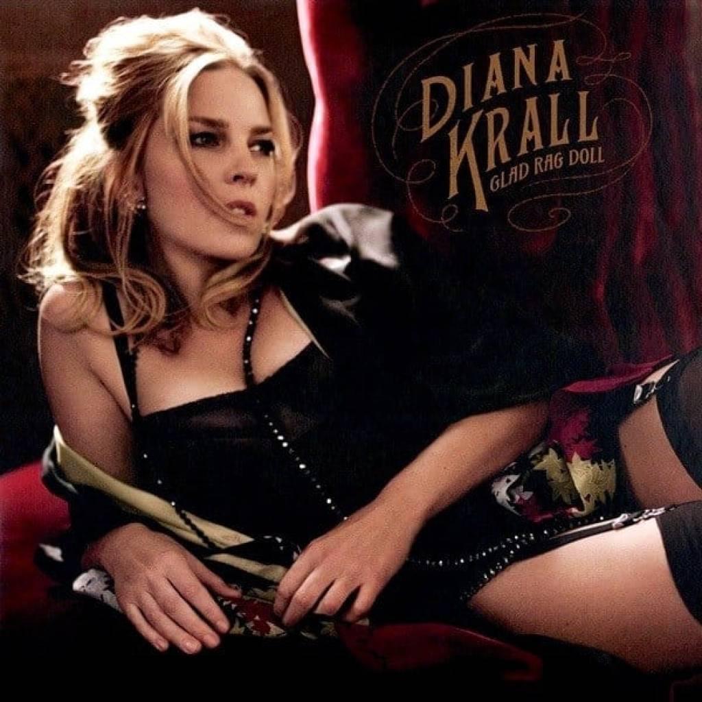 Vinyl Diana Krall - Glad Rag Doll + 4, Verve, 2012, 2LP