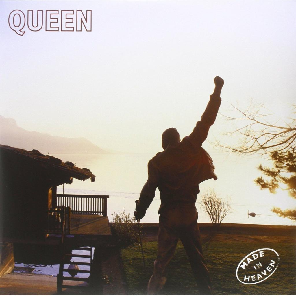 Vinyl Queen – Made in Heaven, Universal, 2015, 2LP, 180g, HQ, Limited Edition, Halfspeed Remastered
