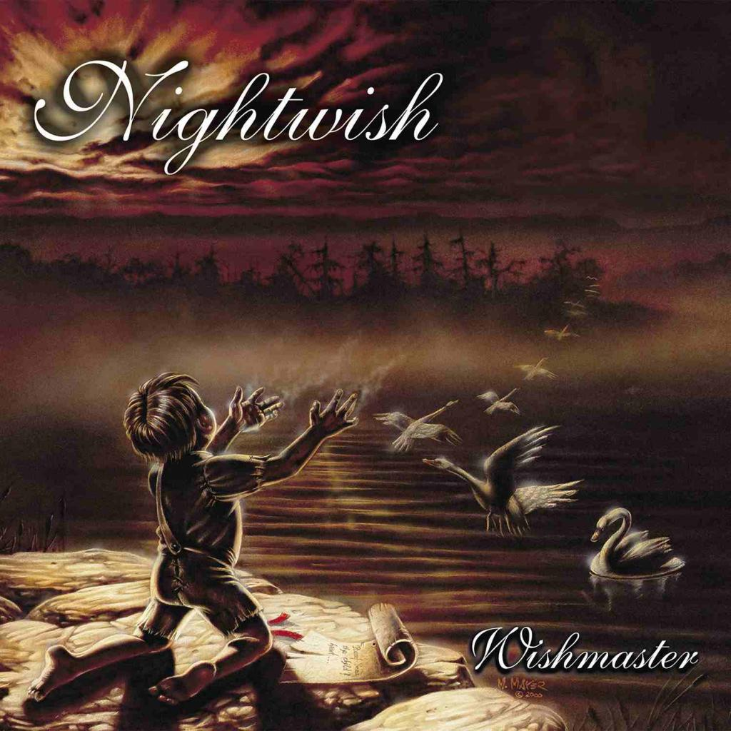 Vinyl Nightwish - Wishmaster, Caroline, 2015, 2LP