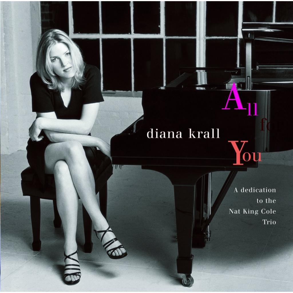 Vinyl Diana Krall – All for You, Universal, 1990, 2LP, 180g, USA, HQ, Download