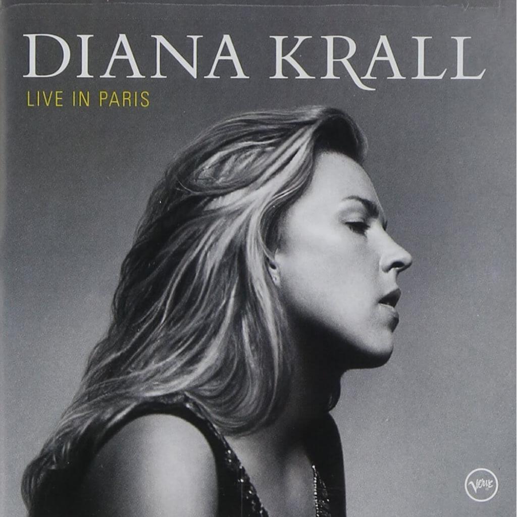 Vinyl Diana Krall - Live In Paris, Universal, 2016, 2LP, 180g