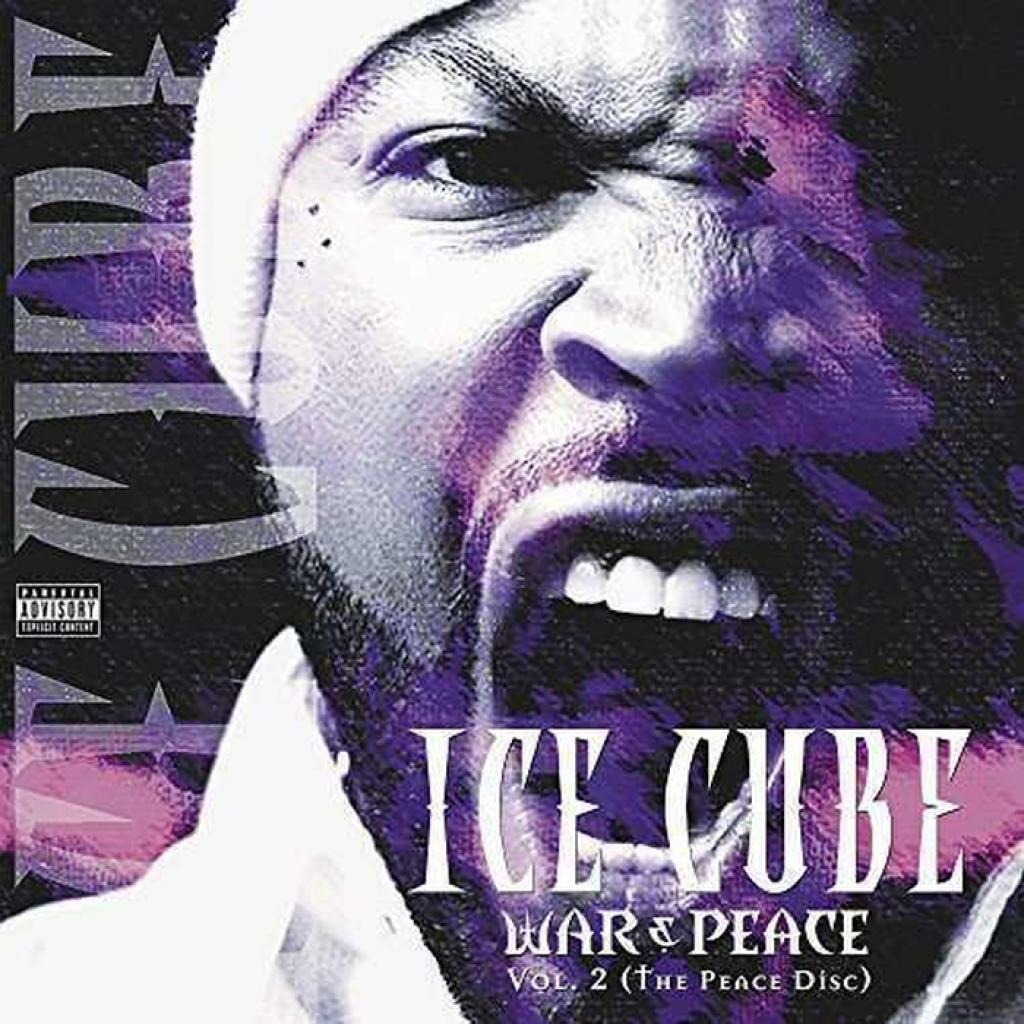 Vinyl ICE CUBE – War & Peace vol. 2, Priority, 2016, 2LP, USA