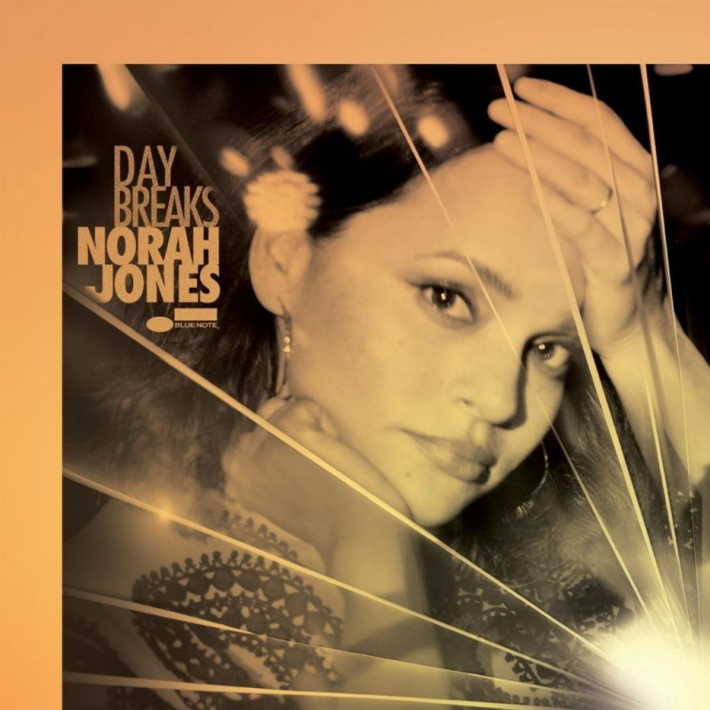Vinyl Norah Jones - Day Breaks, Universal, 2016