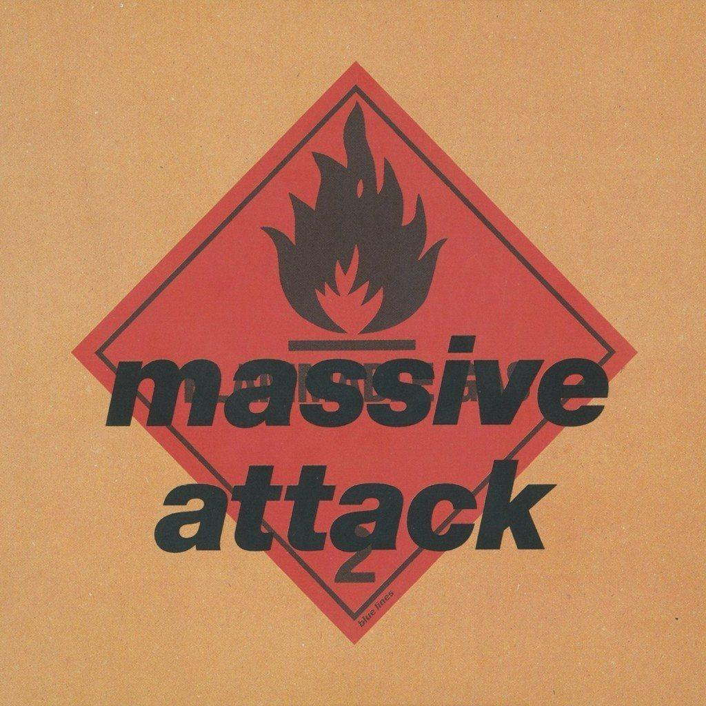 Vinyl Massive Attack - Blue Lines, Virgin, 2016, Reissue