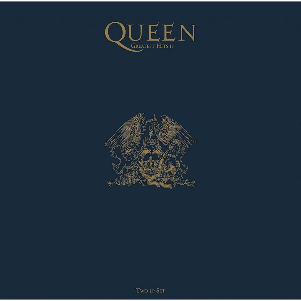 Vinyl Queen - Greatest Hits 2, Virgin, 2016, 2LP, 180g, Remaster