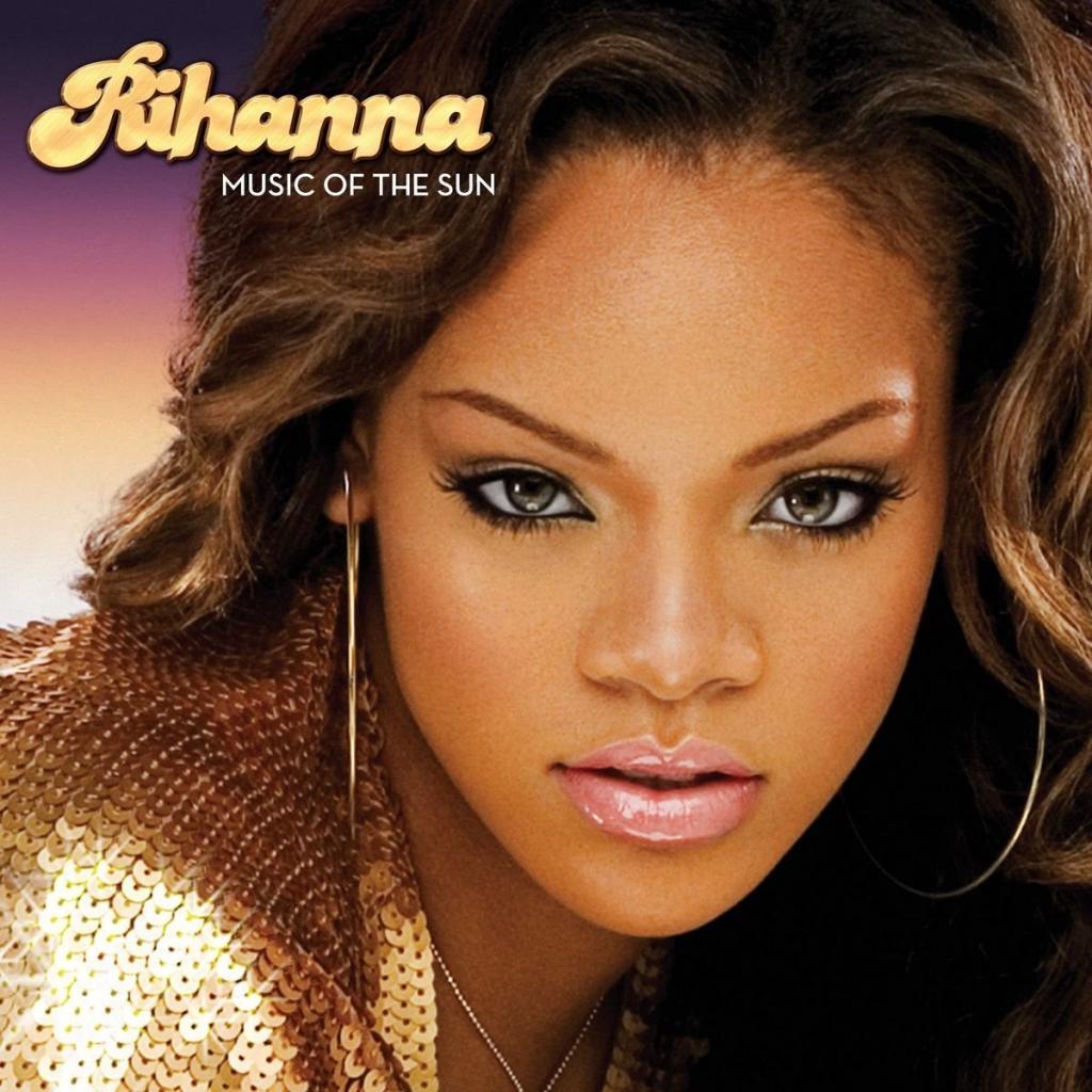 Vinyl Rihanna - Music of the Sun, Def Jam, 2017, 2LP, 180g, HQ, Download