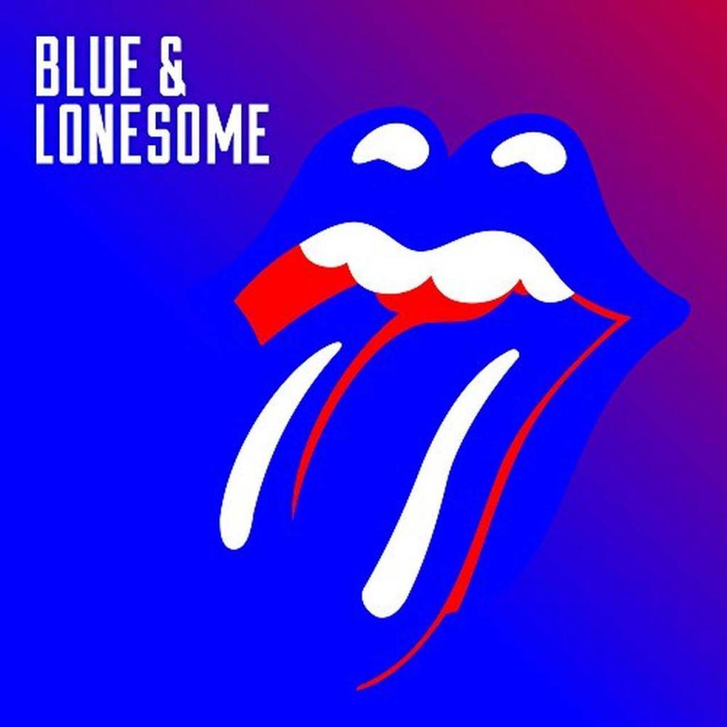 Vinyl Rolling Stones - Blue & Lonesome, Universal, 2016, 2LP, 180g