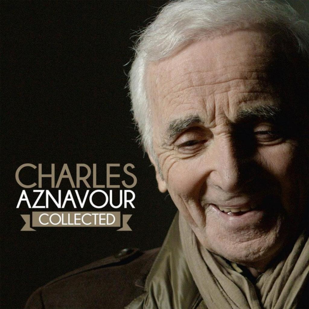 Vinyl Charles Aznavour - Collected, Music on Vinyl, 2017, 3LP, 180g, HQ