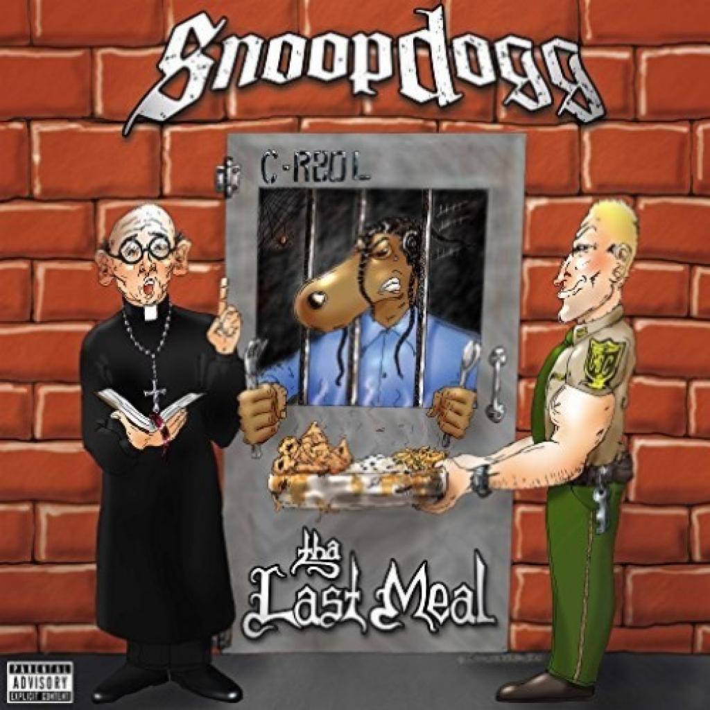 Vinyl Snoop Dog - The Last Meal, Priority, 2017, 2LP, USA