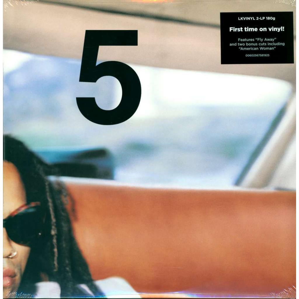 Vinyl Lenny Kravitz - 5, Universal, 2018, 2LP, 180g, HQ, Download