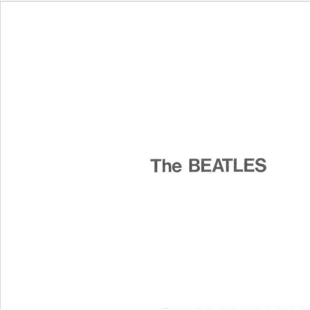 Vinyl Beatles - White Album - 50th Anniversary, Apple, 2018, 2LP, 180g