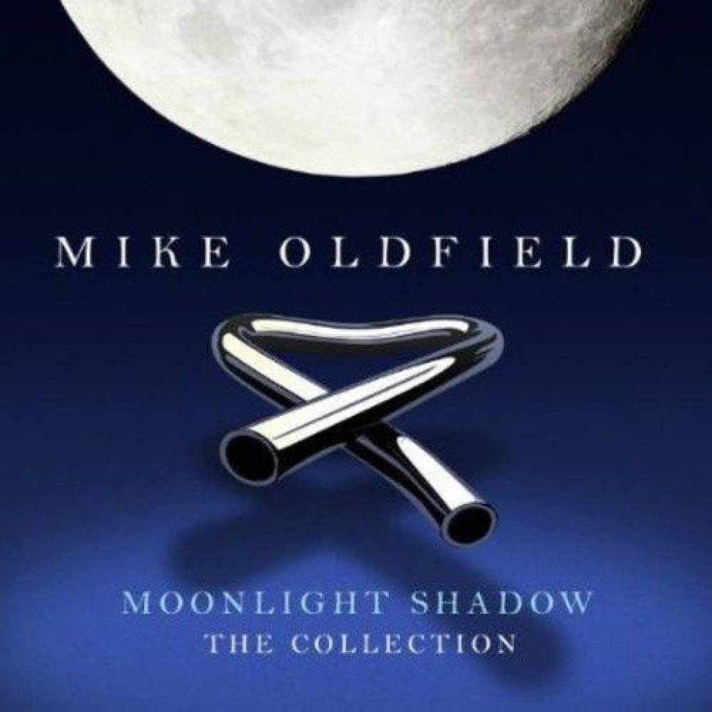 Vinyl Mike Oldfield - Moonlight Shadow: the Collection, Spectrum, 2019, 140g