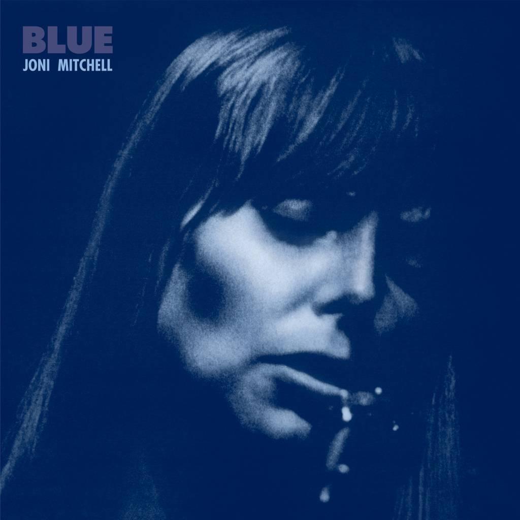 Vinyl Joni Mitchell - Blue, Rhino, 2019, Blue Vinyl