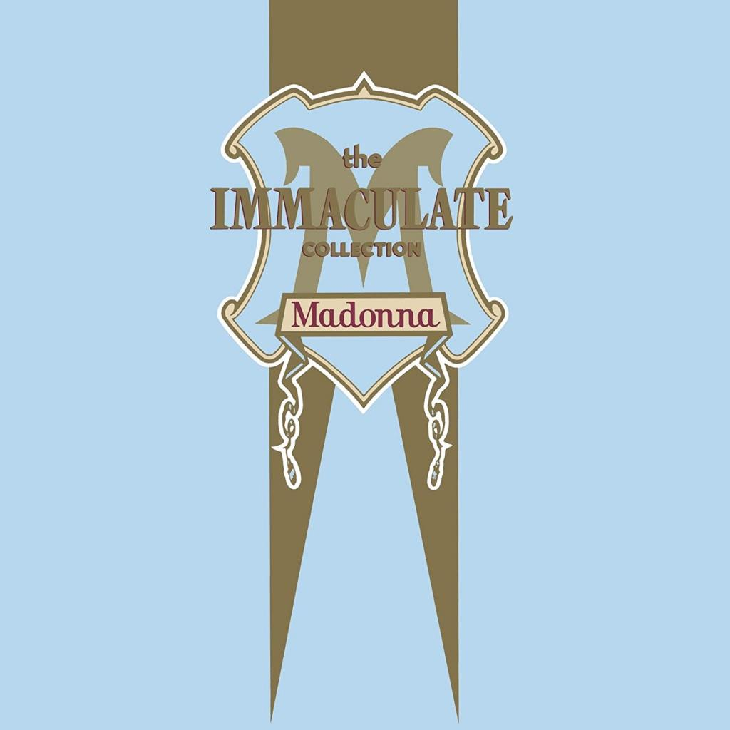 Vinyl Madonna - Immaculate Collection 1, Rhino, 2018, 2LP