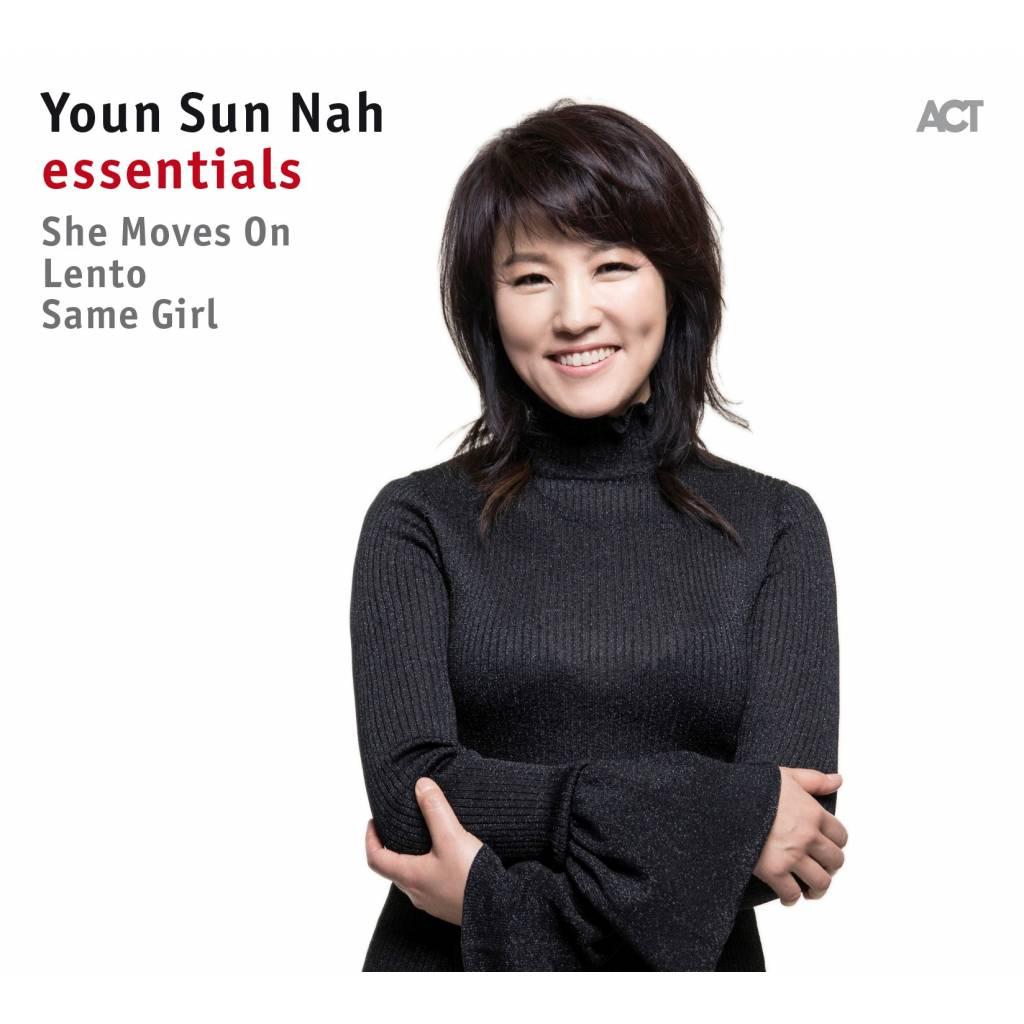 CD Youn Sun Nah - Essentials, Act, 2018, 3CD Box Set, Digipak