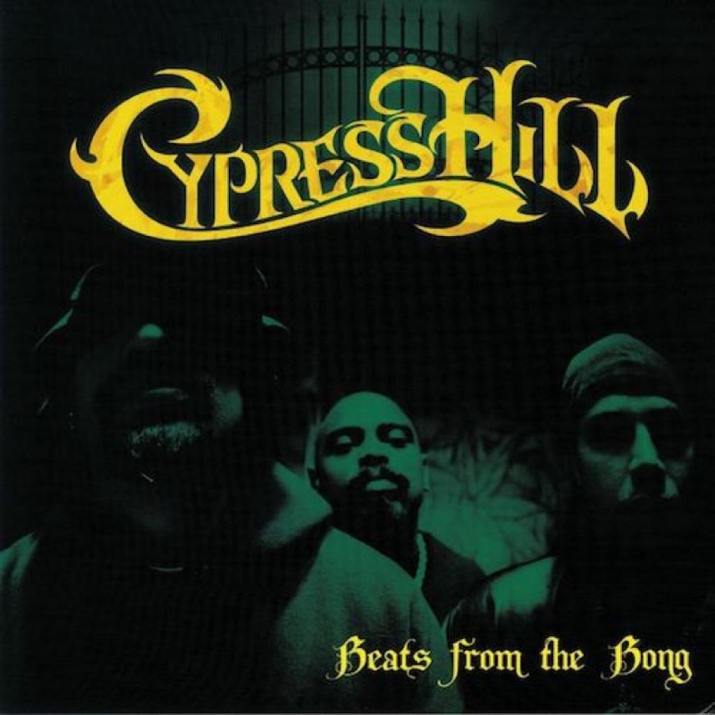 Vinyl Cypress Hill - Beats from the Bong - Instrumentals, Kankana, 2018, 2LP