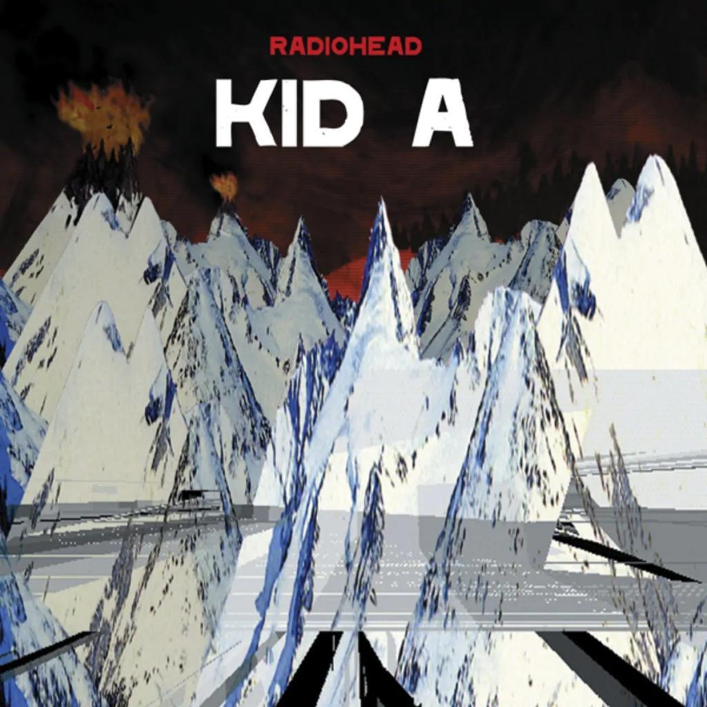 Vinyl Radiohead - Kid A, XL Recordings, 2016, 2LP