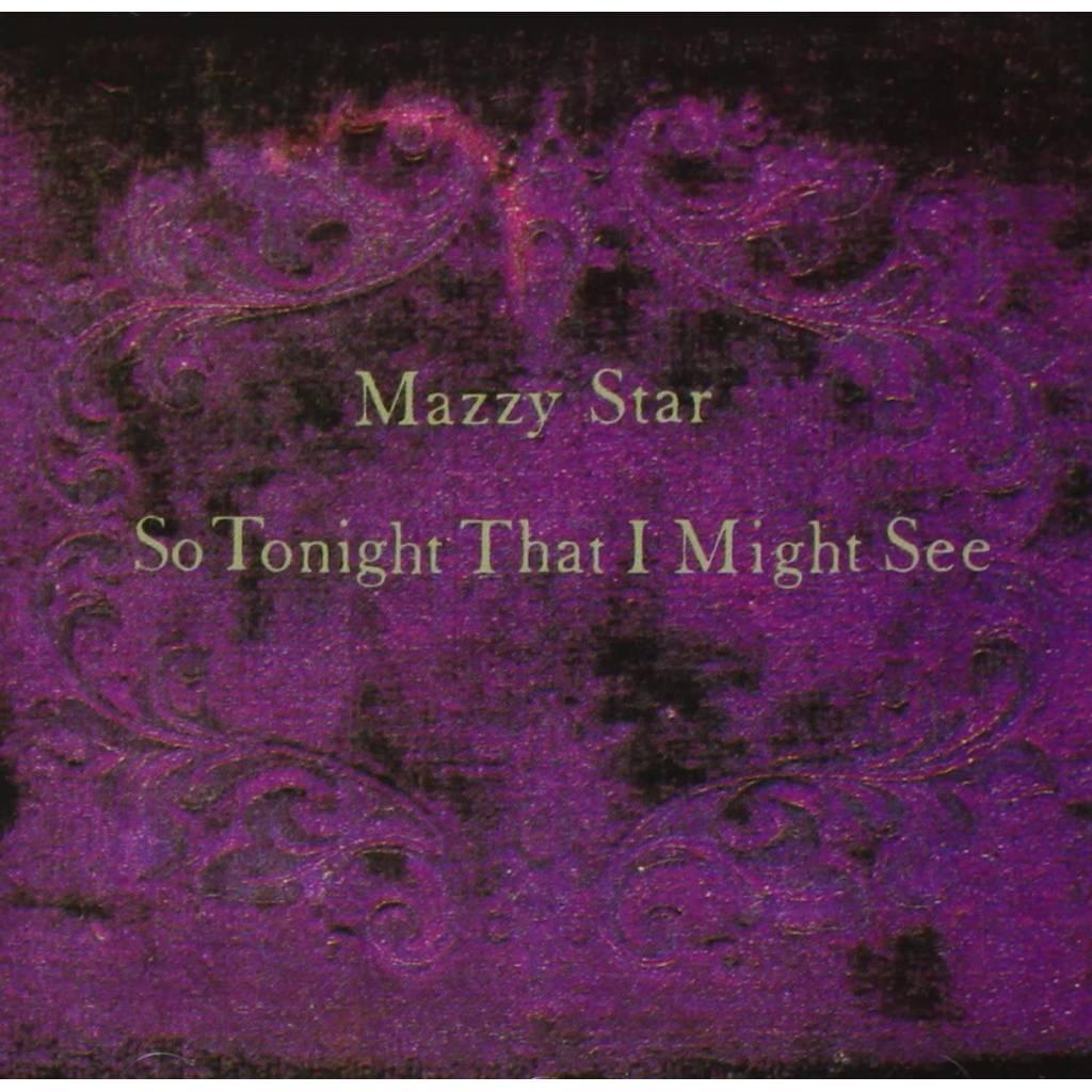 Vinyl Mazzy Star – So Tonight that I Might See, Plain Recordings, 1990, USA vydanie