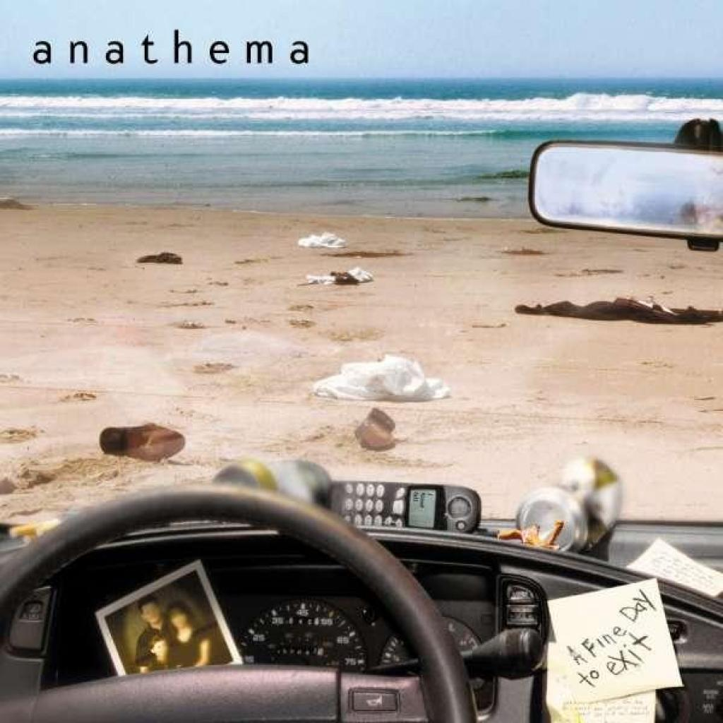 Vinyl/CD Anathema - Fine Day To Exit, Sony Music, 2015